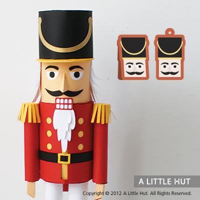 Nutcracker gift set