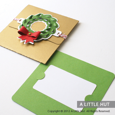 Wreath gift set