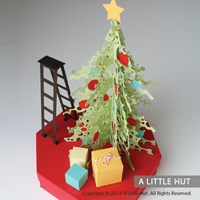 Trimming the Tree gift box