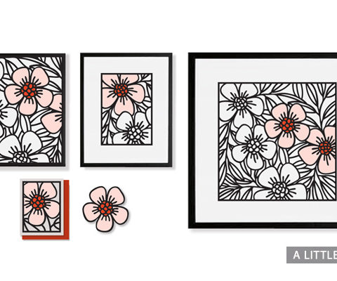 a-little-jut-geranium-influence-wall-art-set