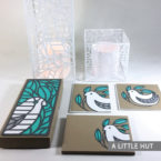 Peace and light gift set