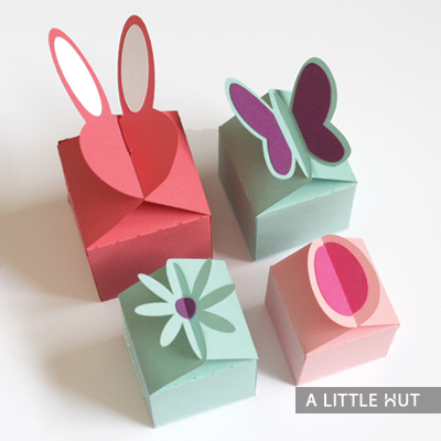 Easter boxes