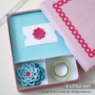 Stationery gift box
