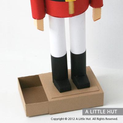 Nutcracker gift set