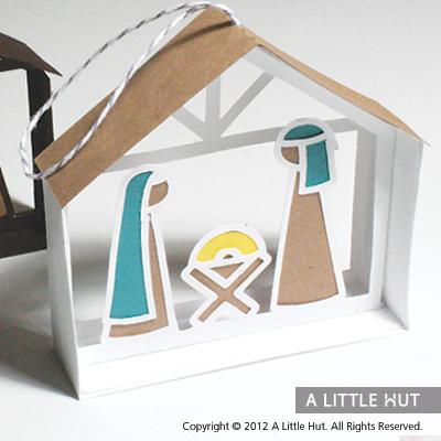 Nativity gift set