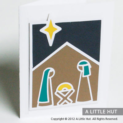 Nativity gift set