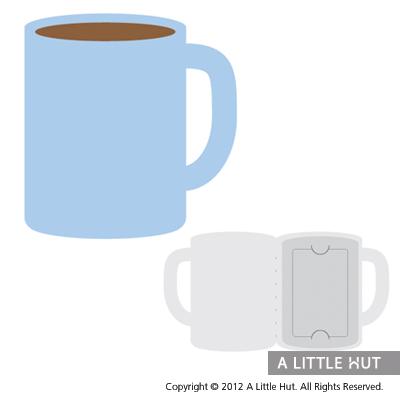 Coffee gift card holders