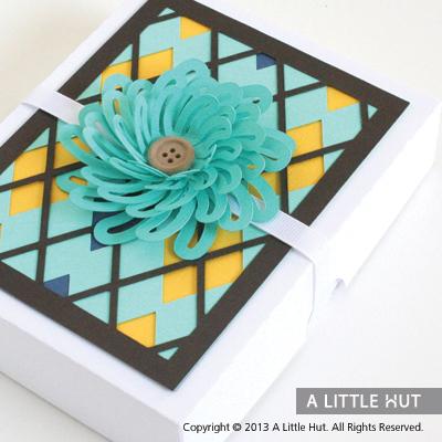 Argyle gift card set