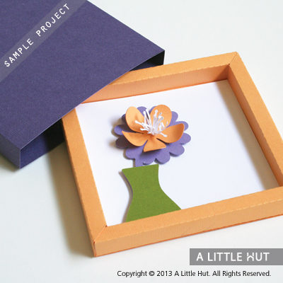 Frames and matchbox card