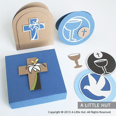First communion set