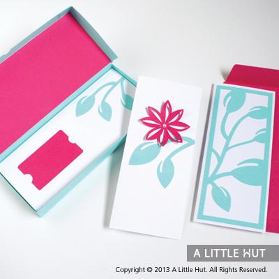 Sprig gift card set