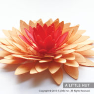 Leafy petals