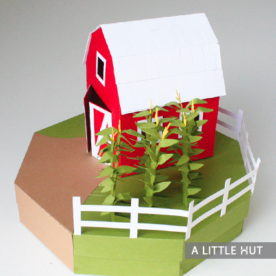 A Little Hut Harvest Time Gift Box