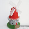 Dutch windmill gift box